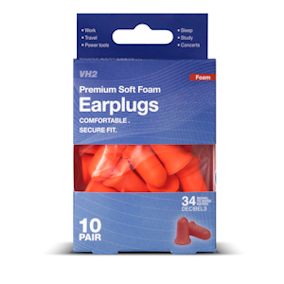 Premium Sleep Earplugs
